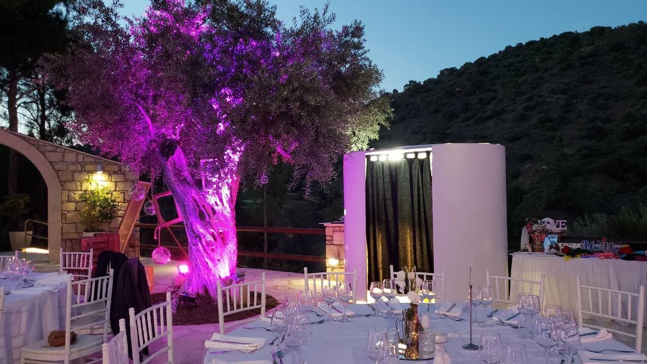 photo booth rentals cyprus