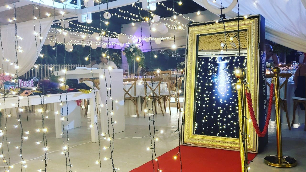 magic mirror Cyprus rentals